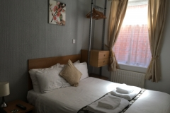 Double en suite small Room 1